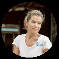 Engelke - Botschafterin von action medeor